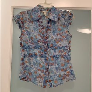 Anthropologie - Odille Brand Blouse